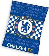 Chelsea Fleece-deken 110x140 Cm Blauw