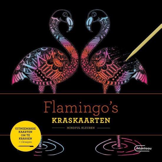 Flamingo's Kraskaarten - none |