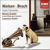 Carl Nielsen: Violin Concerto; Max Bruch: Violin Concerto No. 1