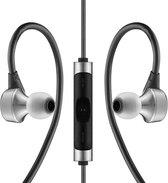 RHA MA750i - Hi-res oordopjes met microfoon - Zilver/zwart