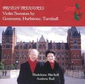 Violin Sonatas/British Treasures