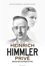 Boek cover Himmler privé. Brieven aan zijn vrouw, 1927-1945 van Katrin Himmler (Paperback)