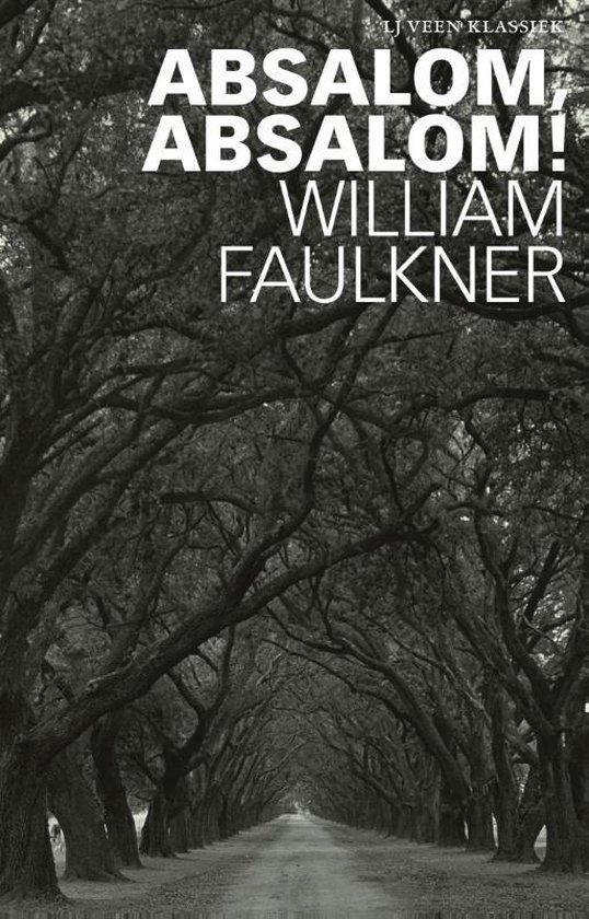 LJ Veen Klassiek - Absalom, Absalom! - William Faulkner |