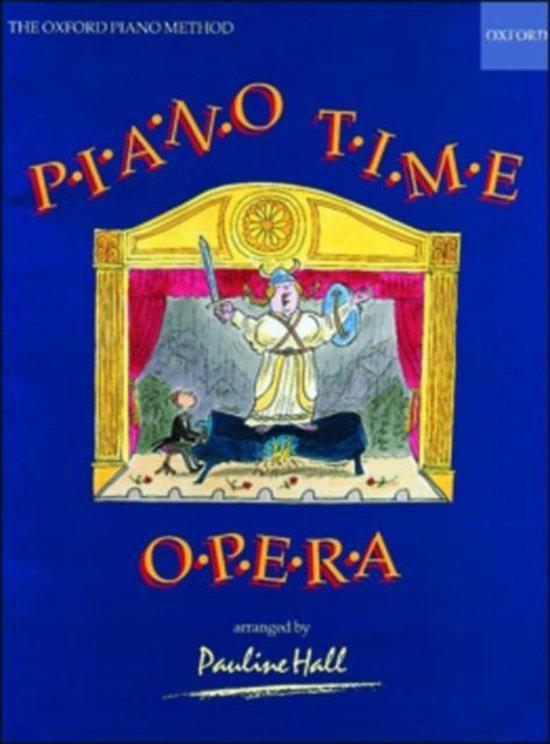 Afbeelding van Piano Time Opera
