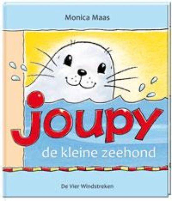 Joupy, de kleine zeehond - Monica Maas |