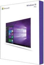 Windows 10 Professional 32-bit / 64-bit Dutch 1 Li