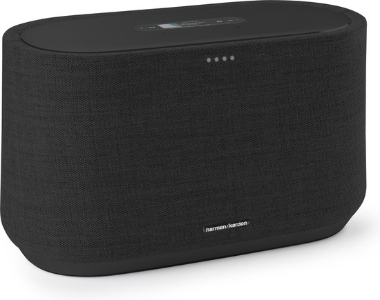 Harman Kardon Citation 300 - Smart Speaker met Google Assistant - Zwart