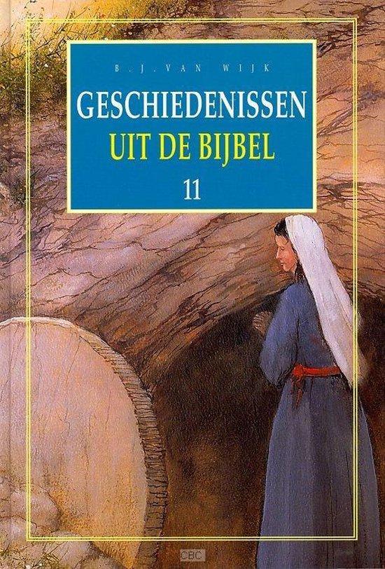 Wijk, Geschiedenissen 11 uit de bijbel geb - B.J. van Wijk |