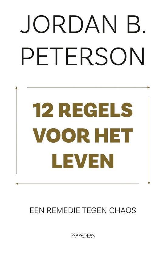Boek cover 12 regels voor het leven van Jordan B. Peterson (Onbekend)