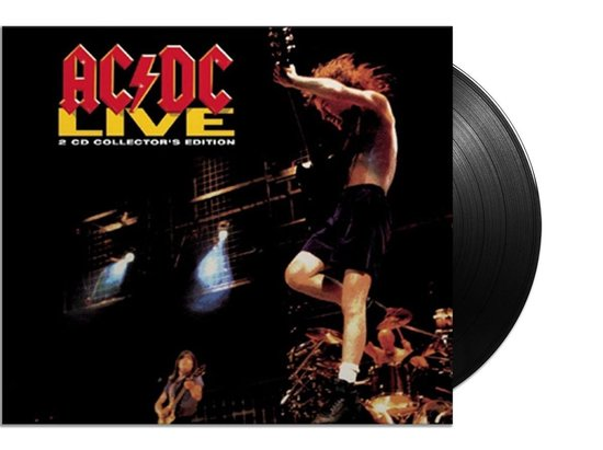 CD cover van Live (Collectors Edition) van AC/DC