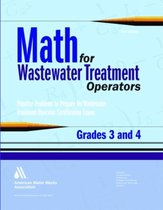 Math for Wastewater Treatment Operators, Grades 3 & 4