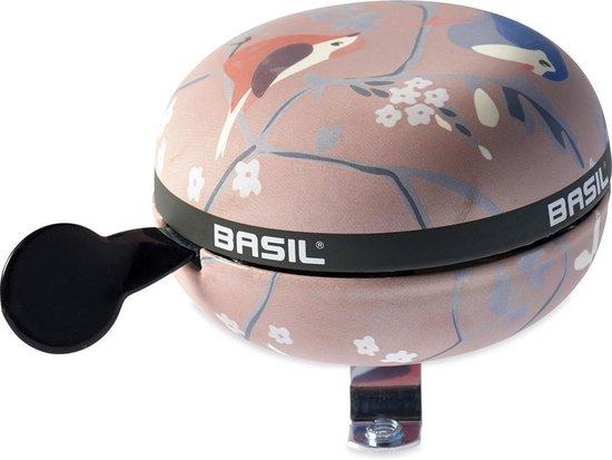 Basil Wanderlust Fietsbel - Roze - Basil
