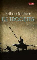 Boek cover De trooster van Esther Gerritsen