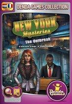 Denda Game 232: New York Mysteries 4 - The Outbreak CE