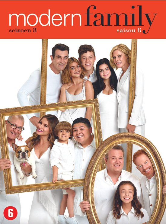 Modern Family - Seizoen 8 - Tv Series