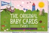 Milestone™ Baby photo cards twins original