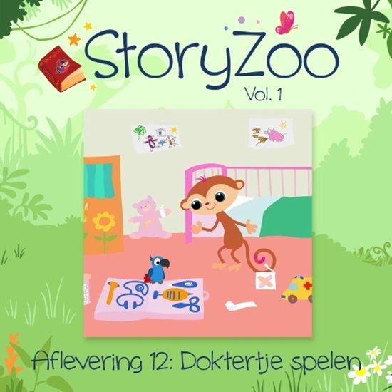StoryZoo Vol. 1 12 - Doktertje spelen - Storyzoo |