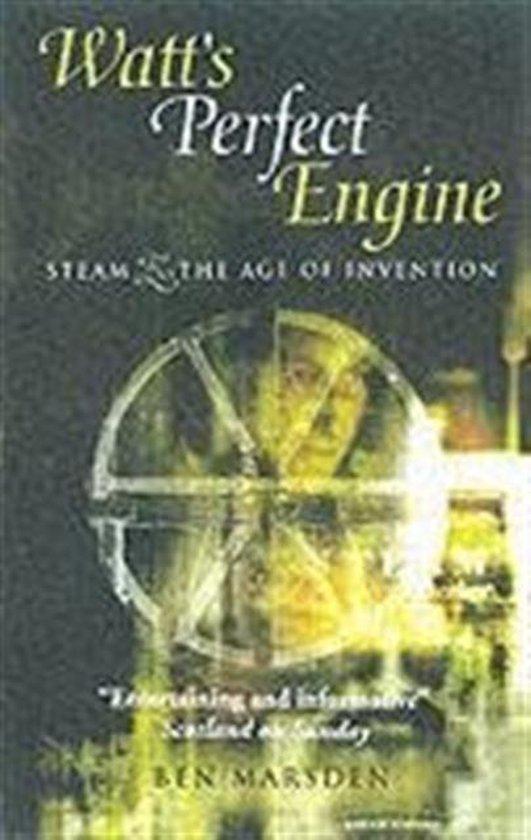 Boek cover Watts Perfect Engine van Ben Marsden (Paperback)