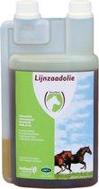 Lijnzaadolie - ondersteund de darmwerking en vacht 1 LITER