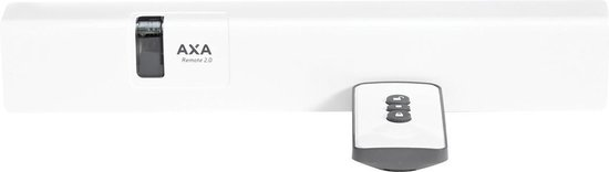AXA Remote 2.0 Raamopener met afstandsbediening - Voor klepraam/bovenlicht - SKG** - Wit - 2902-00-98