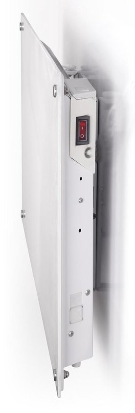 Mill Mb900Dn- glas paneelverwarming- 900W - wit
