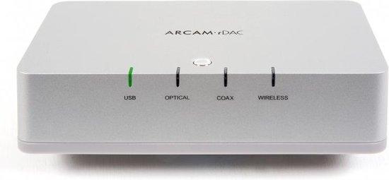 Arcam rDac audio-omzetter Zilver
