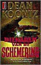 Boek cover Dienaren van de schemering van Dean Koontz