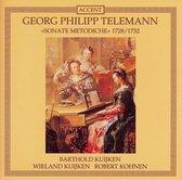 Telemann: Sonate Metodiche