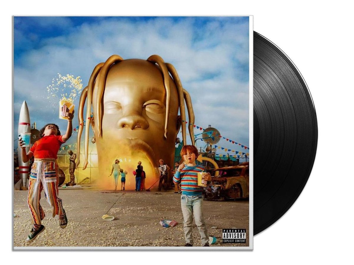 Astroworld (LP) - Travis Scott