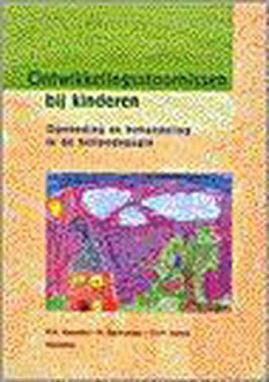 Boek cover Ontwikkelingsstoornissen Bij Kinderen van  (Paperback)