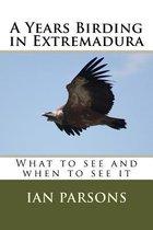 A Years Birding in Extremadura