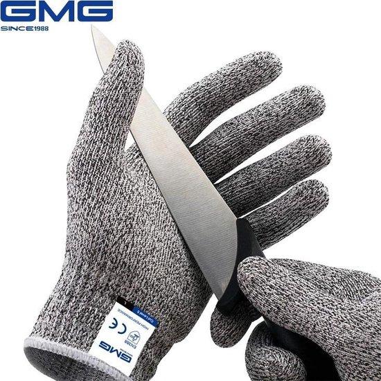 HMerch™ Anti snijhandschoenen - Keuken handschoenen - Snijbestendige handschoenen – Cut Resistant