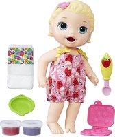 Baby Alive Snackin Lily Blond - Pop