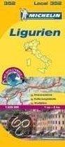 Michelin Localkarte Ligurien 1 : 200 000