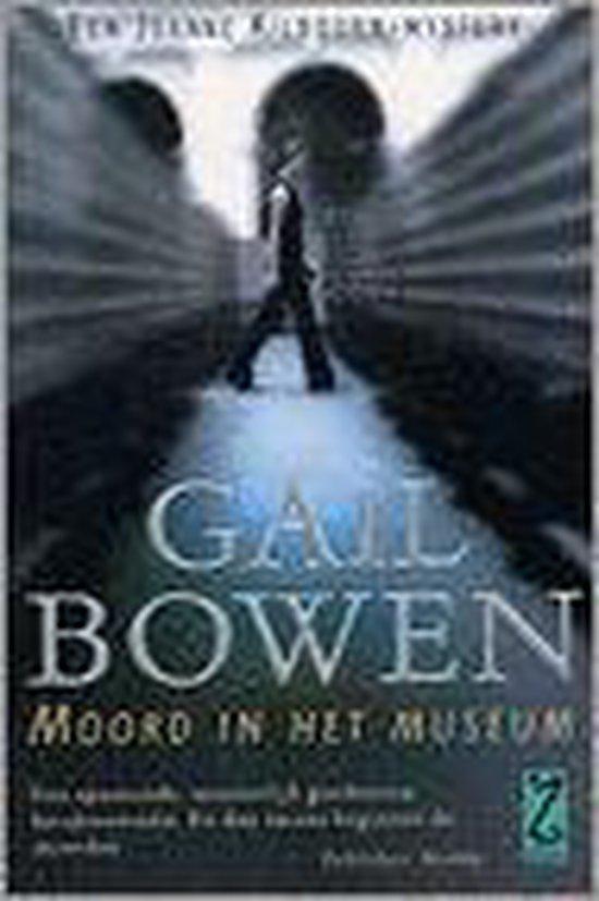 Moord In Het Museum - Gail Bowen |