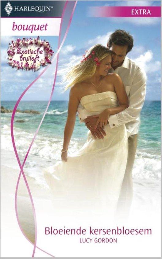 Bloeiende kersenbloesem- Bouquet 287B - Lucy Gordon  