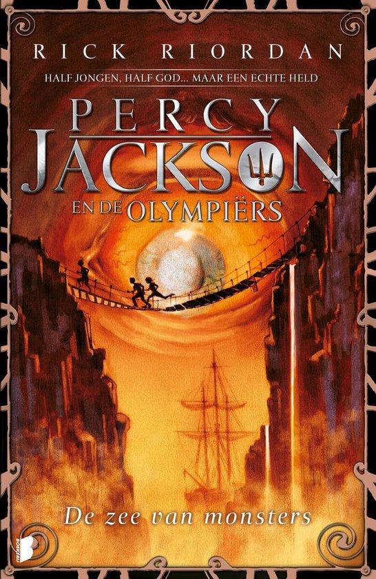Percy Jackson en de Olympiërs 2 - Zee van Monsters