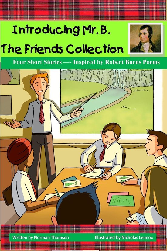 Introducing Mr. B. The Friends Collection