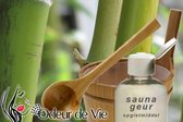 Saunageur Opgiet Bamboe 30ml