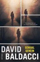 Boek cover King & Maxwell - Geniaal geheim van David Baldacci (Paperback)