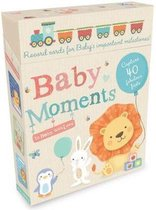 Baby Moments Mijlpaalkaart