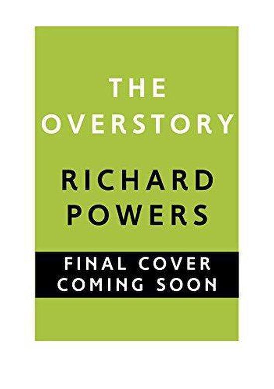 Omslag van The Overstory