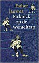 Picknick op de wenteltrap
