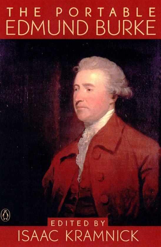 Boek cover The Portable Edmund Burke van Edmund Burke (Onbekend)