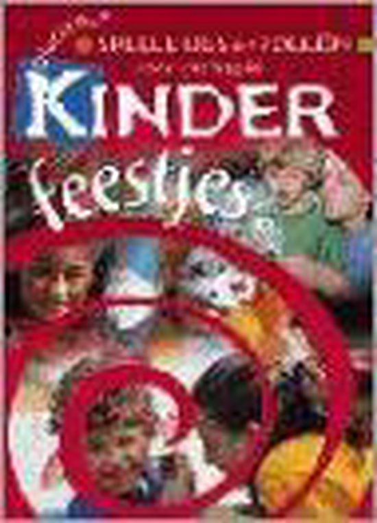 Originele Spelletjes En Ideeen Voor Geslaagde Kinderfeestjes - Andreas Hoffmann |