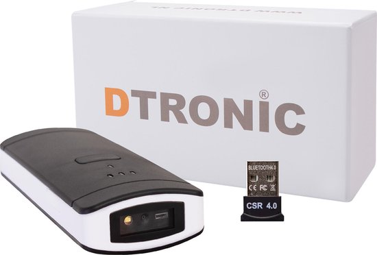 DTRONIC - P2000 - Pocket barcodescanner - Bluetooth