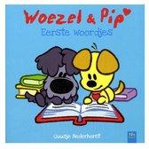 Boek cover Woezel & Pip  -   Eerste woordjes van Guusje Nederhorst