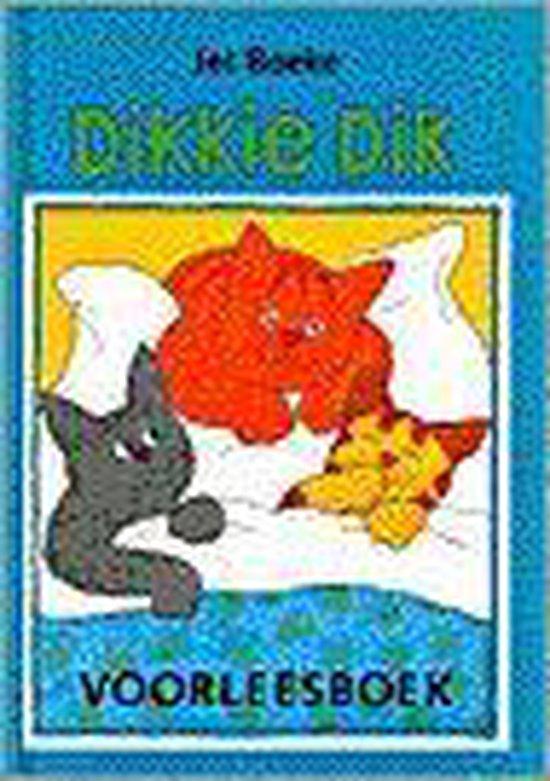 Dikkie dik. voorleesboek