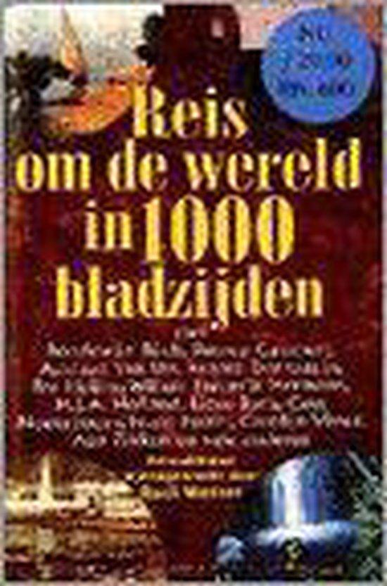 Reis om de wereld in 1000 bladzijden - WESTER  