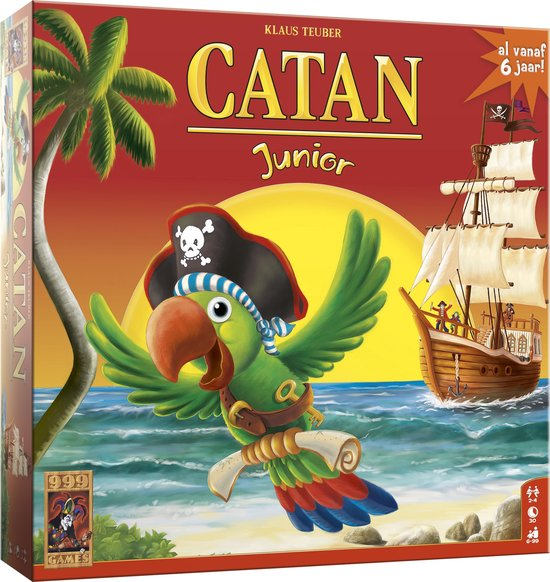 Catan Junior – Bordspel